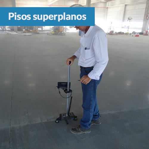 pisos superplanos